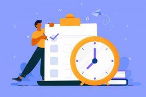 Интеллект-карты для планирования времени
